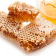 Honeycombs. - Foto de Stock