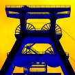 Zollverein Coal Mine Industrial Complex — Stock Photo #6670182