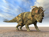 Albertaceratops — Stock Photo