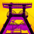 Zollverein Coal Mine Industrial Complex — Stock Photo