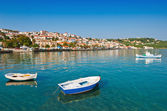 The town of Koroni, southern Greece — Stock Photo