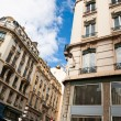 Urban scene from Lyon, France — Stock Photo