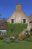 Country House Hotel — Stock Photo