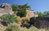Historical Houses At Behramkale / ASSOS – Turkey — Stock Photo