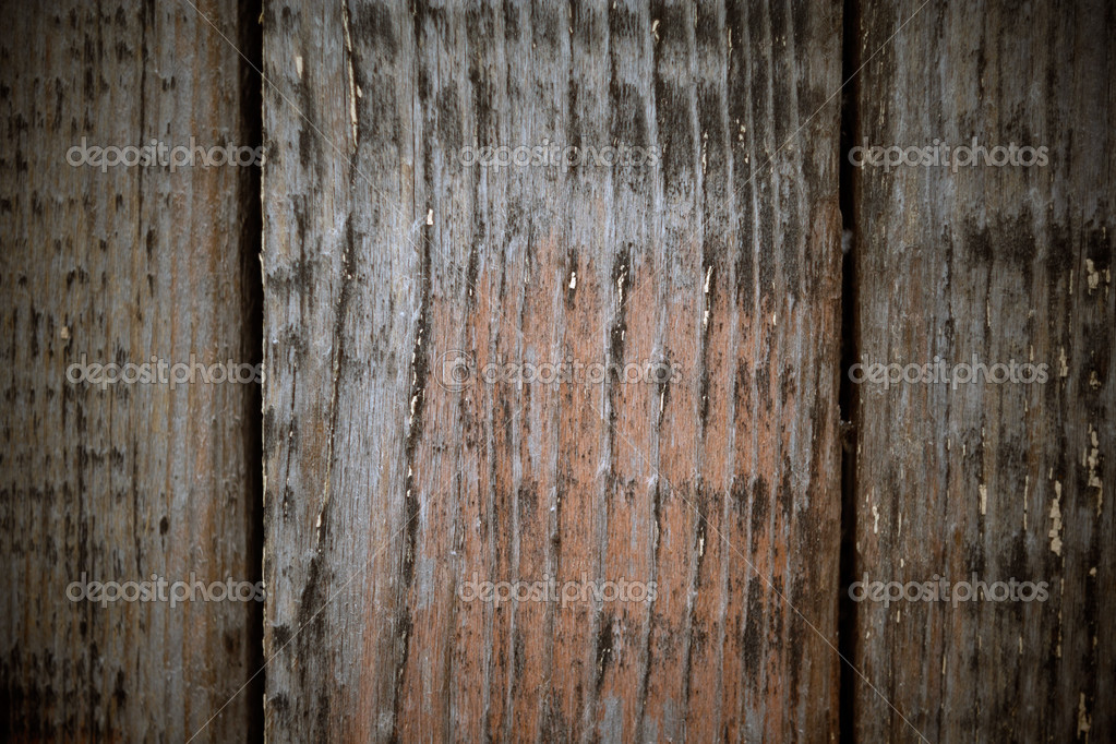Hoar red wall pattern (old barn). Close-up — Stock Photo #6038405