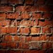 Vintage brick wall background — Stock Photo #6045134