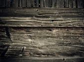 Old wooden planks. Abstract grungy background — Stockfoto