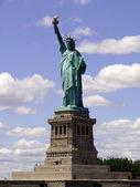 New Yorker Freiheitsstatue — Stock Photo