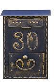 Vintage mail box — Stock Photo