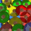 Umbrellas — Stock Photo #6303240