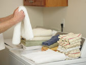 Laundry Day — Stock Photo