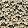 Beige Gravel - Stock Photo