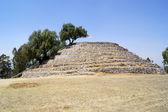 Spiral piramid — Stock Photo