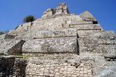 Ruinas de edzna — Foto de Stock