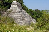 Tempel der inschriften — Stockfoto