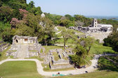 Palenque ruins — Stock Photo