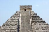 Top of pyramid — Stock Photo