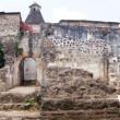 Ruins in Antigua — Stock Photo