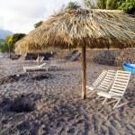 Beach on the island — Stock Photo