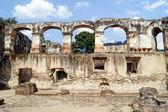 Ruinsin Antigua — Stock Photo