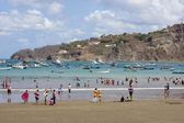 Beach San Juan del Sur — Stock Photo