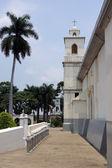 Church in Ahuachapan — Stock Photo