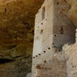 Balcony house, Mesa Verde, Colorado — Stock Photo