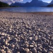 Stock Photo: Jackson Lake - Grand Tetons