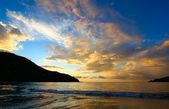 Brewers Bay of Tortola - BVI — Stock Photo