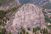 Cathedral Rock - Nevada — Stock Photo