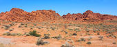 Valley of Fire State Park - Nevada — Stock Photo