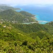Stock Photo: Landscape of Tortol- BVI