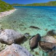 The British Virgin Islands — Stock Photo