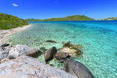 The British Virgin Islands — Foto de Stock