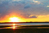 Lake Arbuckle - Florida — Stock Photo
