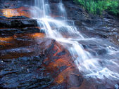 Blue Mountains Waterfall - Australia — Stock Photo