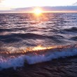 Lake Superior Sunset — Stock Photo #5778050