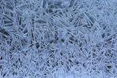 Ice Pattern Background — Stock Photo