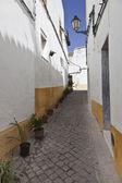 Portekiz dar sokak — Stok fotoğraf
