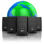Internet servers — Stock Photo #5600684