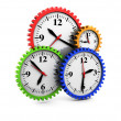 Clocks — Stock Photo #5600730