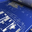 Blueprints — Stock Photo #5600754