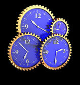 Tempo — Foto Stock