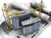 Stavba — Stock fotografie