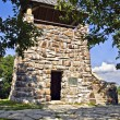 Old Stone Observation Tower — Stock Photo