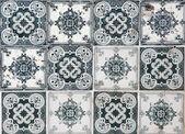 Lisbon azulejos — Stock Photo