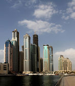 Dubai Marina — Stockfoto