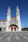 Lizbon'daki deniz kuvvetleri müzesi — Stok fotoğraf