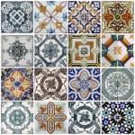 Lisbon tiles — Stock Photo #5996240