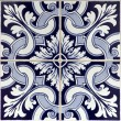 Azulejos — Stock Photo
